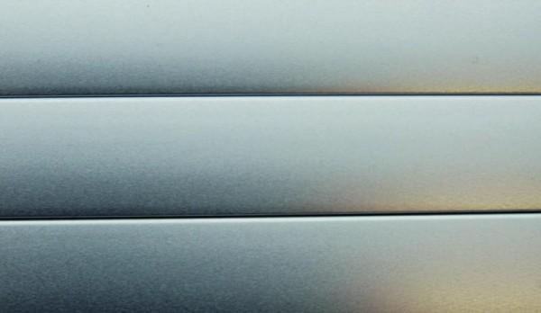 Möbel-Rollladenbox Kunststoff - Stabbreite 25mm