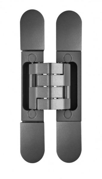 "PIVOTA DX 61 3-D ""Design"" - velour vernickelt"