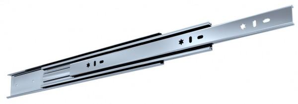 Fulterer FR 5052 Teleskopvollauszug bis 90kg, Stahl glanz verzinkt
