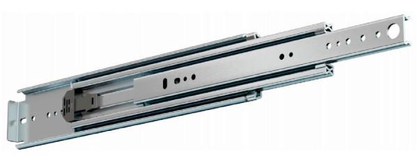 Fulterer FR 5400 Teleskopvollauszug bis 250kg, Stahl glanz verzinkt