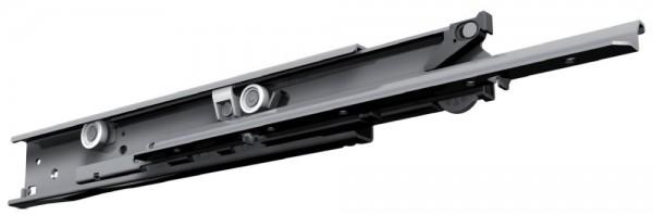 Fulterer FR 7180 Differentialvollauszug 200kg, Stahl verzinkt