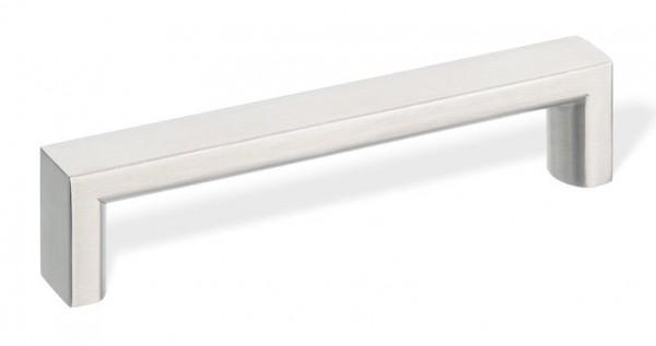Gehrungsgriff Edelstahl 22x14mm, matt gebürstet