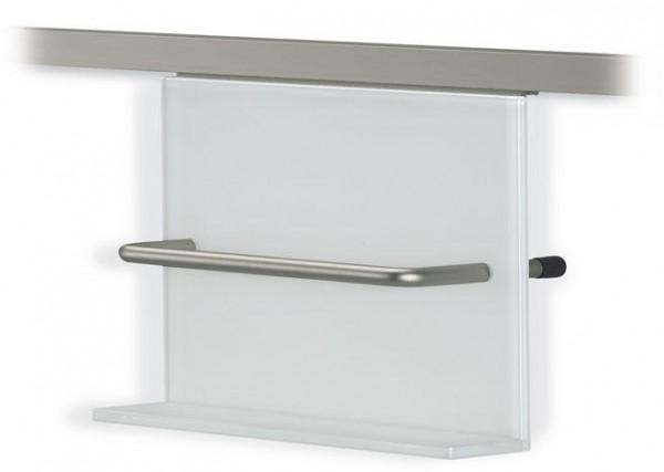 Filtertütenhalter für Relingrohre eckig 16x16mm