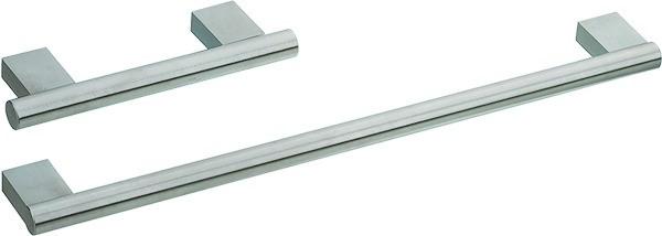 Relinggrriff Vario Edelstahl Griffstange 10/14mm, Höhe 35mm