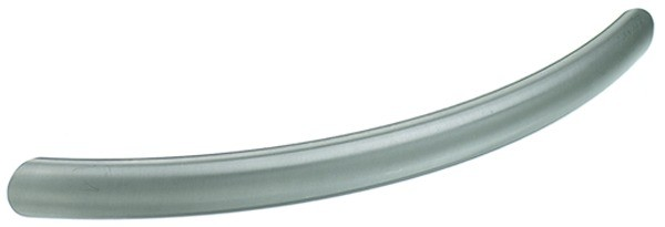 Segmentbogengriff Edelstahl Oval 16x8mm