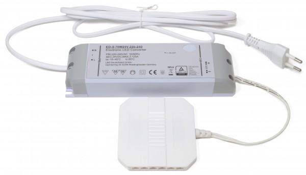 LED Konverter 230/ 24V, 75W