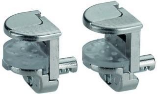 Glasbodenträger für Glas 6-12mm