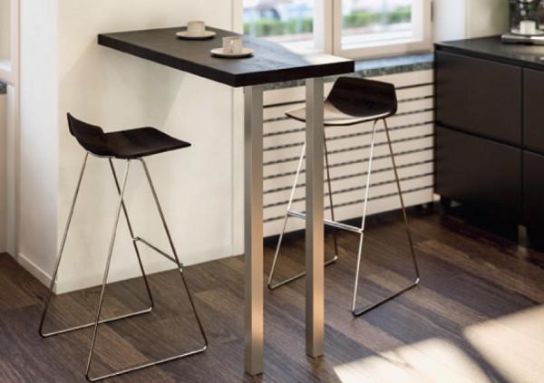 Tischbeine eckig 50x50mm - Einzelfüße