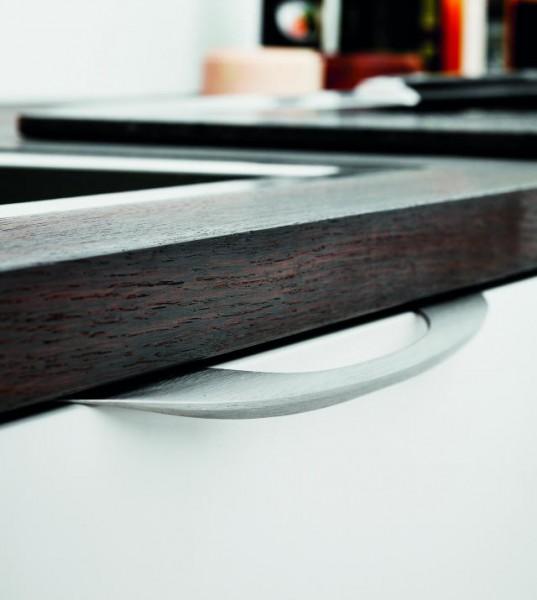 Griffleisten Arco, Aluminium E-Finish