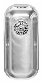 Spüle IB 1840 CC ohne Überlauf, Maße 220x440mm