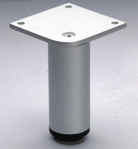 Sockelfuß Aluminium Durchmesser 40mm