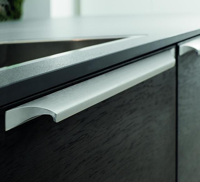 griffleisten primo slim aluminium e finish m belgriffe griffleisten m belgriffe. Black Bedroom Furniture Sets. Home Design Ideas