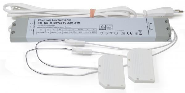 LED Konverter 230/24V, 60W