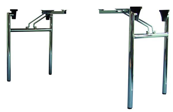 Klapp - Tischgestell Modell H