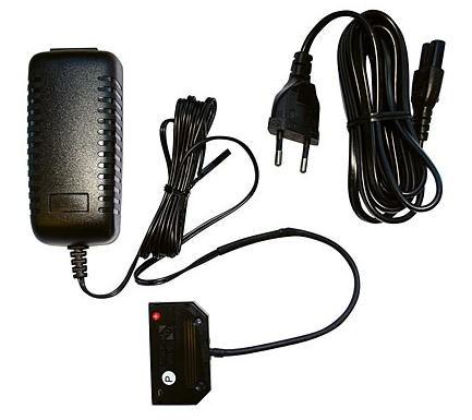 LED Konverter 230V ~ / 12V =, 0-30 Watt