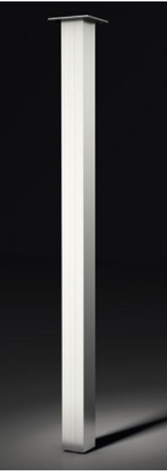tischbeine eckig 50x50mm einzelf e tischbeine tisch bett schrank bfb gmbh. Black Bedroom Furniture Sets. Home Design Ideas