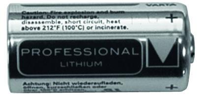 SOLO Lithium-Batterie -für Möbelschloss SOLO