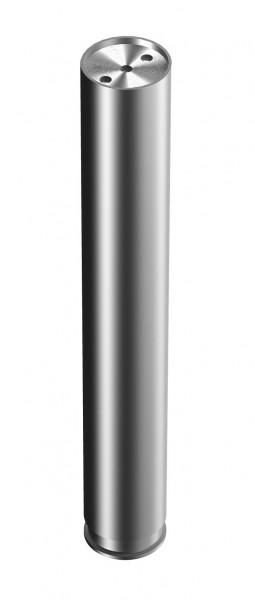 Edelstahl Tischbeine PR220 rund 50/80mm