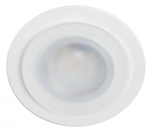 LED Deckeneinbauleuchte BFB-Spot HV 230 Volt rund