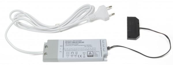 LED Konverter 230V / 12V, 15W