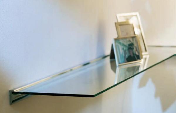 Konsolen Alumnium GK 500 für 10mm Glas