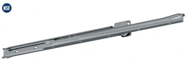 Fulterer FR 2051 SCC Teilauszug 40/50kg, Chromstahl 1.4509