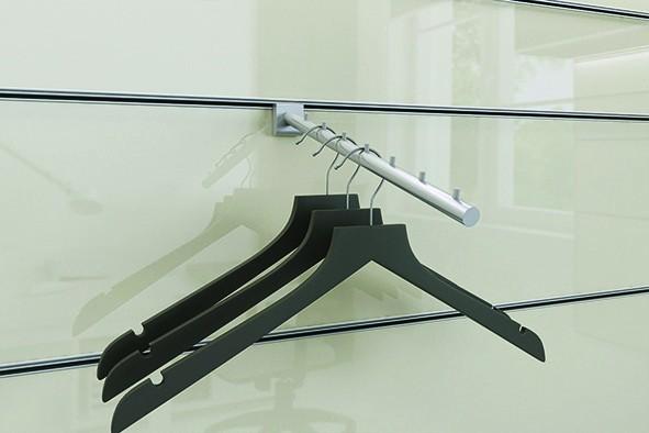 Wall System - Abhängearm 7-stufig, Ausl. 320mm