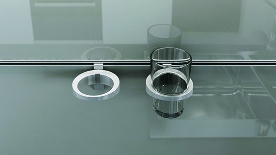 Wall System - Glashalter