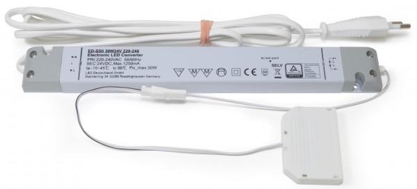 LED Konverter 230/24V, 30W