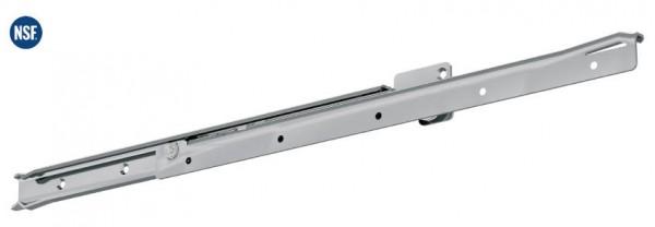 Fulterer FR 1051 SCC Teilauszug 40kg, Chromstahl 1.4509