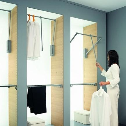 Kleiderlift Servetto Standard bis 10kg.