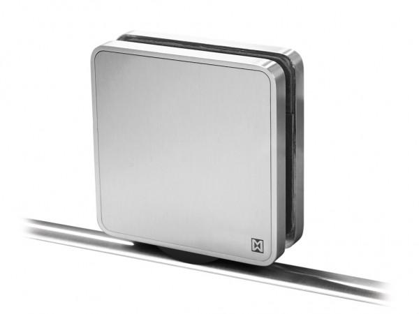 Schiebetürbeschlag Terra Akzent - Set für Glastüren mit Stärke 8-12mm