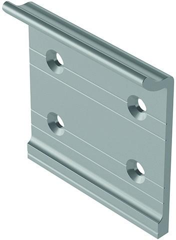 Wall System - Universalanbindung Länge 50mm