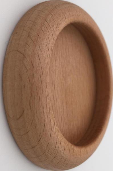 Griffmuschel Holz 69mm