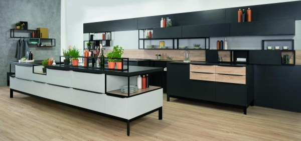 regal smartcube aluminium standard smartcube profile. Black Bedroom Furniture Sets. Home Design Ideas