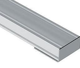 Endkasppenset für LED Nutprofil 16 x 8