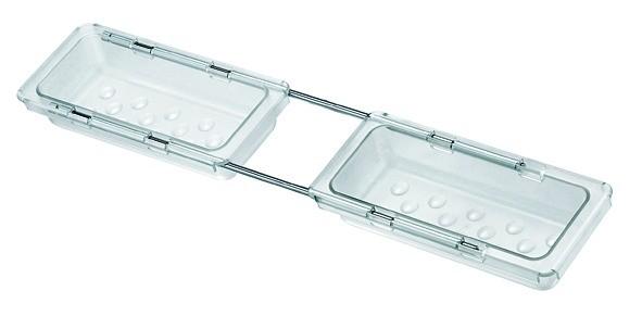 Ablage Kunststoff zu Hosenhalter VIBO