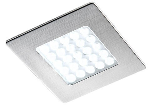 LED Einbauleuchte Matrix IN, 24 Volt