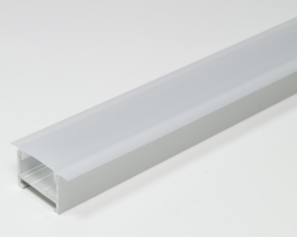 Abdeckprofil Porto 2 (Länge 3,0m -Zuschnitt 2,5m+0,5m)