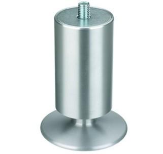 Sockelfuß Aluminium 45mm