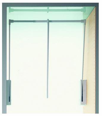 Kleiderlift Servetto Industriemodell, Standard bis 10kg