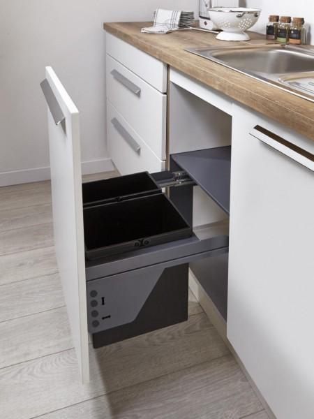Wesco - Abfallsammler Soft Comfort 2 - 17+11 Liter