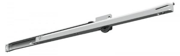 Fulterer FR 2071 Teilauszug 70kg, Stahl Weiss