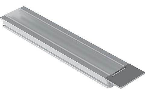 Abdeckprofil für LED Nutprofil 16/20 x 8, Länge 3500mm