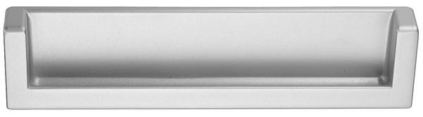 Muschelgriff Zinkdruckguss 172x45mm