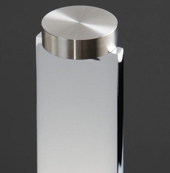 Glasklebeadapter für Barkonsole Korfu