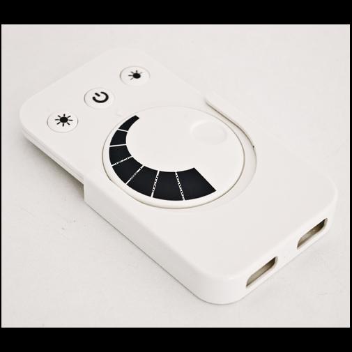 LED Funkdimmer Empfänger und Fernbedienung 12/ 24V