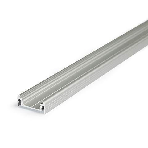 LED Nutprofil 20 x 8, Länge 3500mm