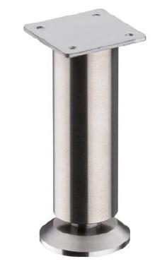 Sockelfuß Edelstahl 35mm