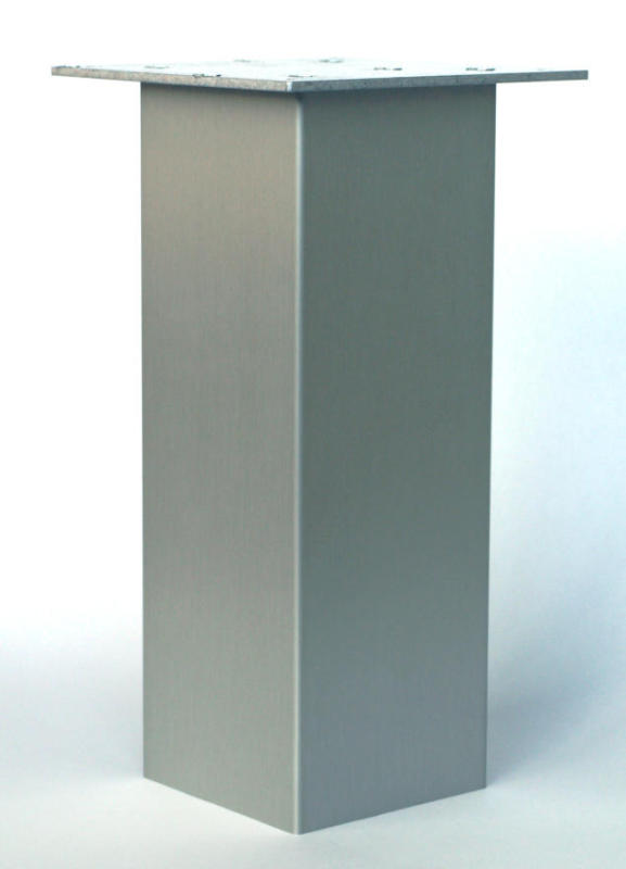 barkonsole jumbo gerade h he 170 230mm barkonsolen profile konsolen regale bfb gmbh. Black Bedroom Furniture Sets. Home Design Ideas